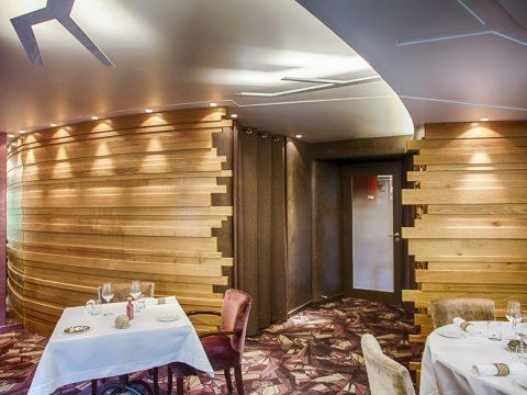 Restaurant étoilé, Belcastel.