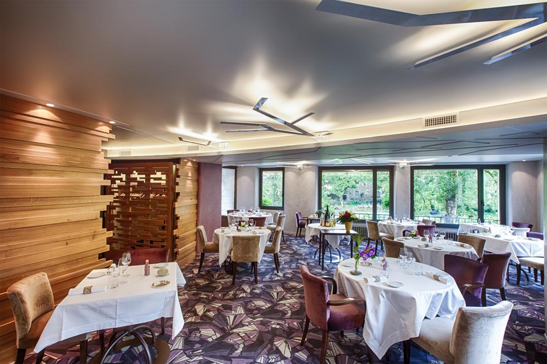Restaurant étoilé Belcastel, Aveyron.