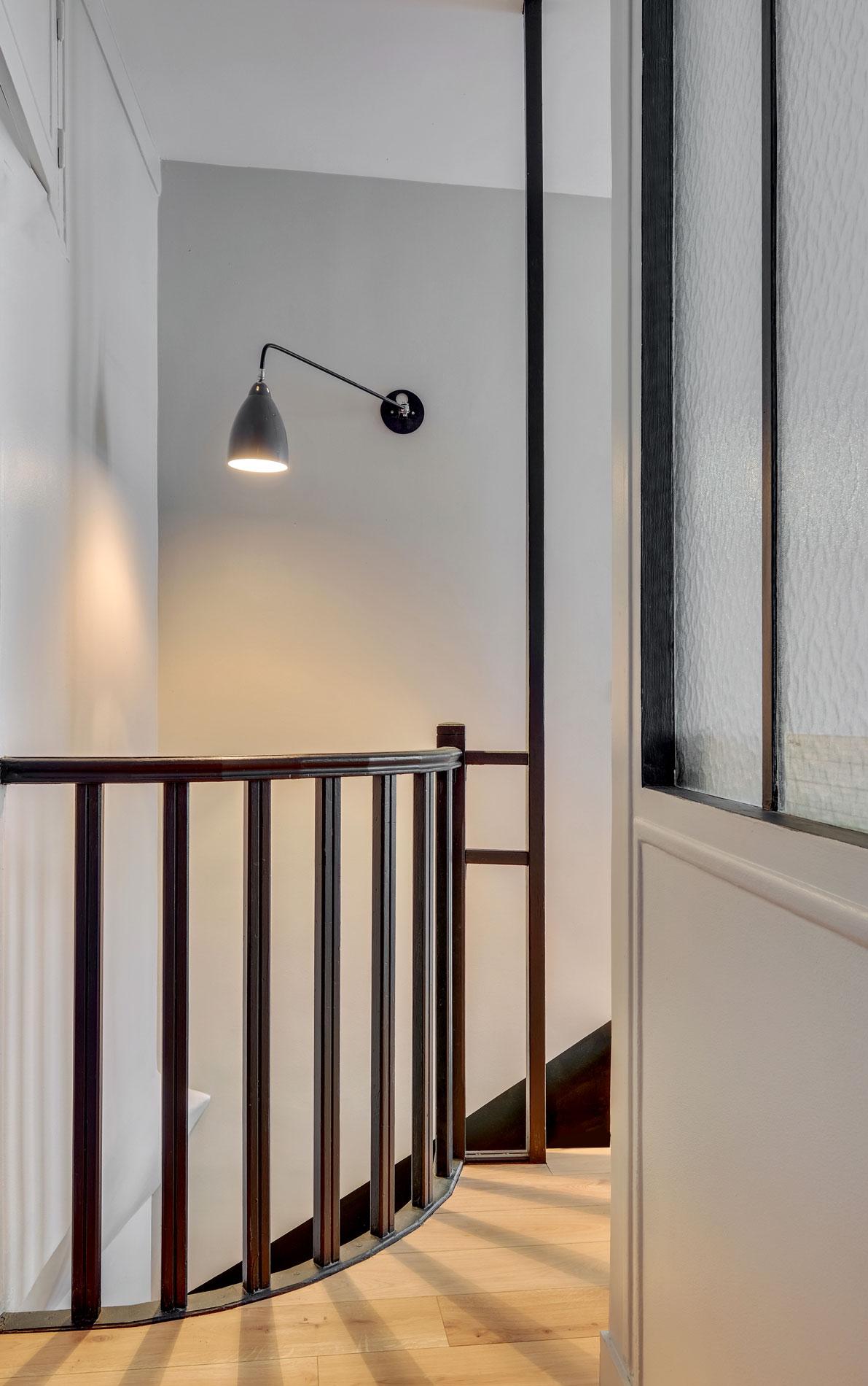 Maison D, Paris 17.